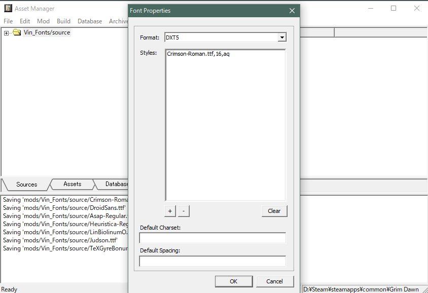 How To] Make Custom Font - Modding - Tutorials and Help