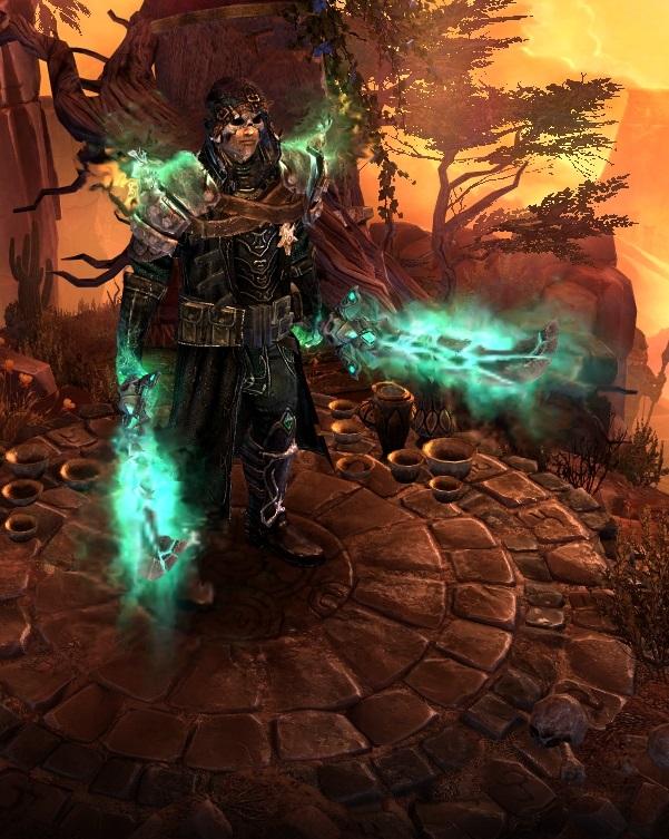 1 0 6 1] The Divine Reaper - DW Aether WPS Reaper - Classes, Skills